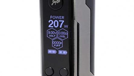 Wismec Reuleaux RX Gen3 Dual MOD 230 W, Riccardo e-Zigarette – Akkuträger, brushed gunmetal