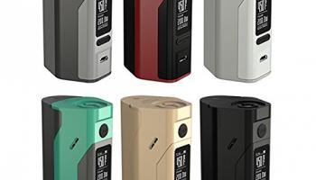 Wismec Reuleaux RX2/3 Box Mod, Farbe:full black