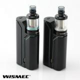 WISMEC Reuleaux RX75 TC Starterset schwarz weiss + Armor