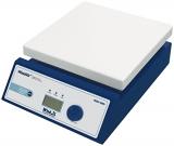 Witeg Magnetrührer MSH-30D-Set digital 260x260mm 380°C, zum gleichzeitigen Mischen, Rühren und Erhitzen.
