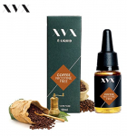 Kaffee E-Liquid 10ml nikotinfrei 0mg – XVX